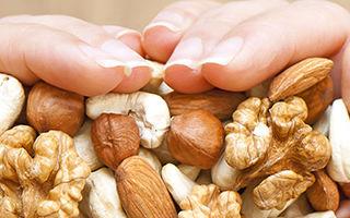 Самые полезные орехи и семена при артрите