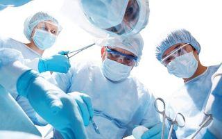 Хирургические методы устранения боли в спине