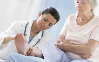 Диагностика дисфункций голеностопа