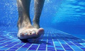 Ходьба в воде