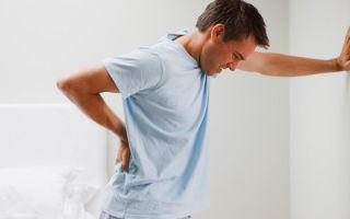 Псориатический артрит и боли в спине