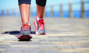 Как выбрать удобную обувь для занятий ходьбой