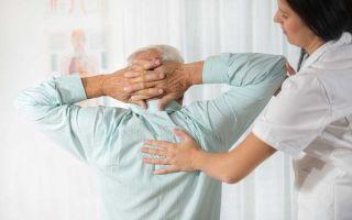 Диагностирование боли в спине