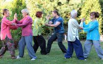 Занятия тай-чи как средство облегчения боли в спине