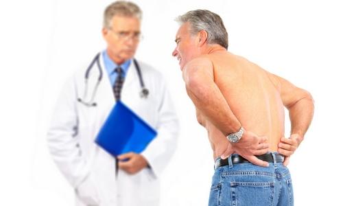 Артроз позвоночника - причина боли в спине