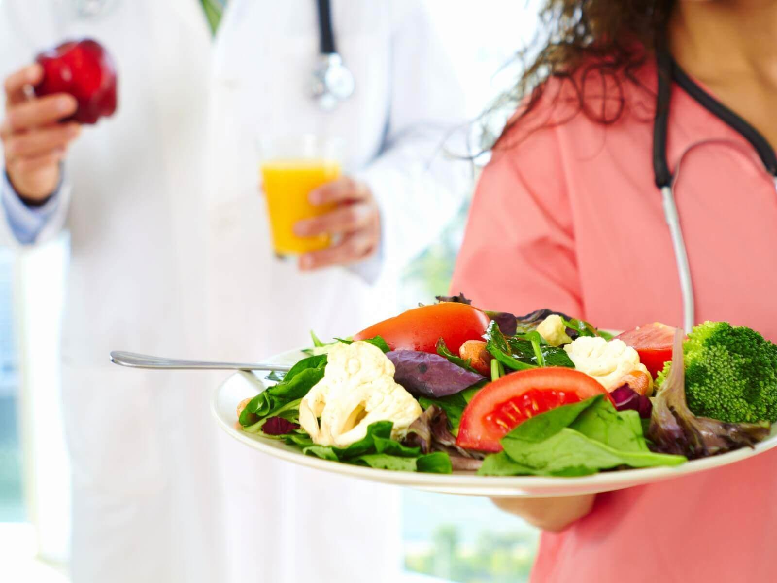 Правильное питание при артрите