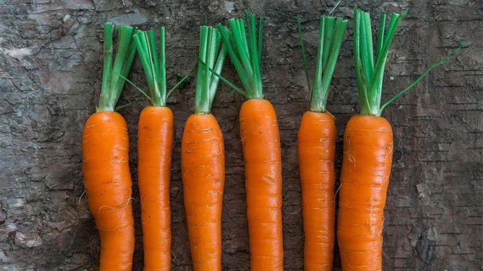 Морковь против артирита